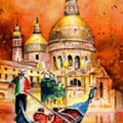 Venice Authentic Poster