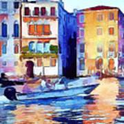 Venice Beautiful 16 Poster