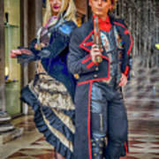 Venice Carnival Characters_dsc1364_02282017  Poster