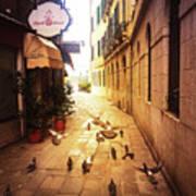Venice, Castello Poster