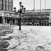 Venice: Flood, 1966 Poster