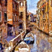 Venice I Poster