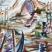 Venice Impression I Poster