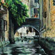 Venice Memory Poster