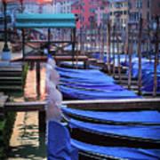 Venice Sunrise Poster