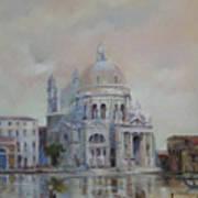Venice Poster by Tigran Ghulyan