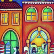 Venice Valentine II Poster