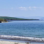 Ventry Harbor On The Dingle Peninsula Ireland Poster