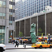 New York's Venus De Milo Poster