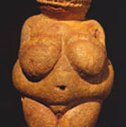 Venus Of Willendorf Poster