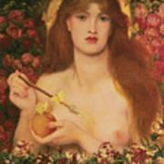 Venus Verticordia Poster by Dante Gabriel Rossetti