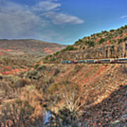 Verde Canyon Rr Poster