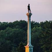 Vermont Monument Poster