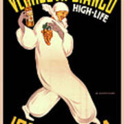 Vermouth Bianco Poster
