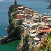 Vernazza Italy Poster