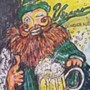 Vernors Ice Cream Float Poster