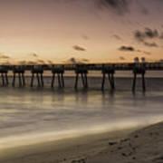 Vero Beach Sunrise Poster