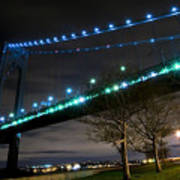 Verrazano-narrows Bridge Poster