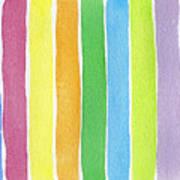 Vertical Rhythm Poster