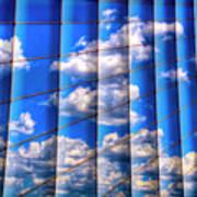 Vertical Sky Poster