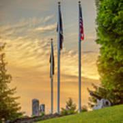 Veteran's Memorial Park Poster