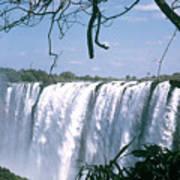 Victoria Falls Poster