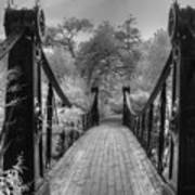 Victorian Bridge Poster
