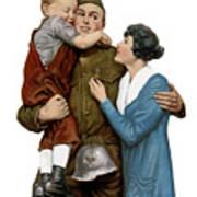 Victory Liberty Loan - World War One  Poster