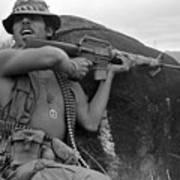 Vietnam War, Vietnam, Specialist. 4 Poster by Everett