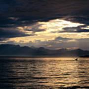 View Of Alaska Poster
