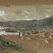 View Of Tetouan Poster