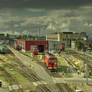 Vilnius Depot  Poster
