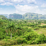 Vinales Valley Poster