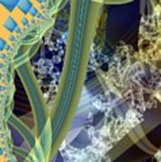 Vine Inner Structure Poster