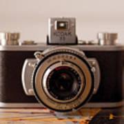 Vintage Camera C10i Poster