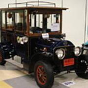 Vintage Cars 4 Poster