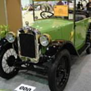 Vintage Cars 7 Poster