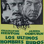 Vintage Movie Poster 6 Poster