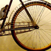 Vintage Remington Bike Poster