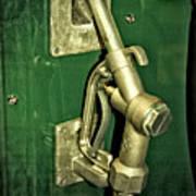 Vintage Sinclair Dino Gas Pump Poster