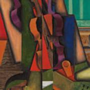Violin And Guitar Poster
