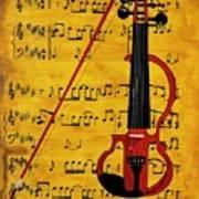 Violin Poster