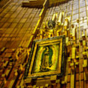 Virgen De Guadalupe 10 Poster