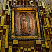 Virgen De Guadalupe 6 Poster