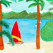 Virgin Island Memories Poster