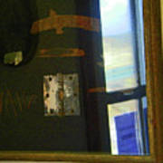 Virginia Dale Burn Relics Poster