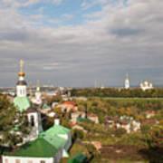 Vladimir City Poster