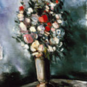 Vlaminck: Summer Bouquet Poster