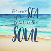 Voice Of The Sea Poster