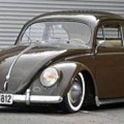 Volkswagen Beetle Poster